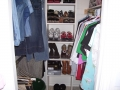 13 walk-in closet